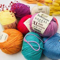 Crochet With Cotton Yarn, Crochet Yarn, Wholesale Yarn, Mercerized Cotton Yarn, Hand Knitting Yarn, Pastel Mint, Begonia, Needles Sizes, Baby Gifts