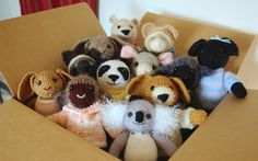 https://flic.kr/p/2X7mAu | Box of toys | Finally, they are all done!