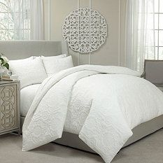Wonderful Vue Barcelona Quilted Coverlet And Duvet Ensemble   Various Sizes U0026 Colors
