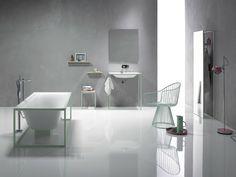 Ванная комната объекты в кадре