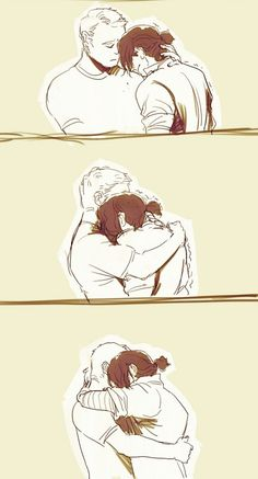 Give him a hug (source: axxxxxi tumblr) Steve & Bucky 2/2 ~~~ needed hugs destroy me and make me new. Please don't let go. Not for a long, long time. That's all you need to know.