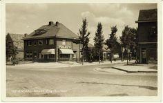 Hoek Nieuweweg / Buurtlaan-West ca. 1950