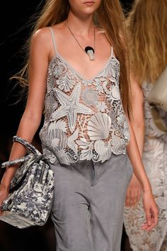 Achados........dali e daqui — forlikeminded: Aigner - Milan Fashion Week /...