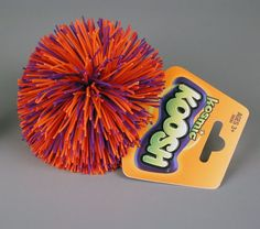 80s toys koosh ball I remember an old boyfriend proposed to me with it bc it had those occasional loops. Mine was purple and blue