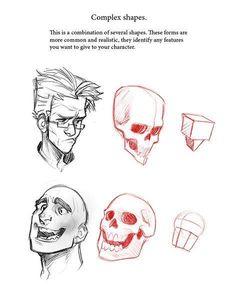 Head shapes: Complex
