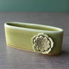 Business Card Holder. Quick and easy project makes a great gift for parents.