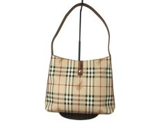 38a0d0a0dd6c The Burberry London Beige Nova Check Canvas Pvc Shoulder Bag is a top 10  member favorite on Tradesy.