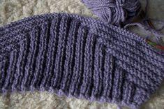 Gestrickte Mütze für die kalten Tage – Anleitung zum Stricken einer Zwergenmütze aus Merinowolle