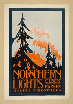 Posters: American book posters.