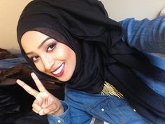 Simple Everyday Hijab Tutorial By Rukislooks