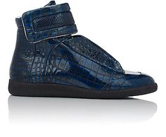 "Maison Margiela ""Future"" Ankle-Strap Sneakers - Sneakers - Barneys.com"