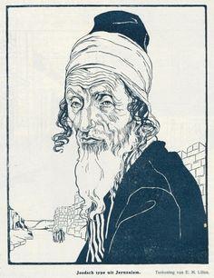 Ephraim Moses Lilien (1874-1925)