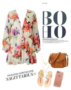 """Bohemia"" by lyfematerial on Polyvore featuring Lilly Pulitzer and Casetify"