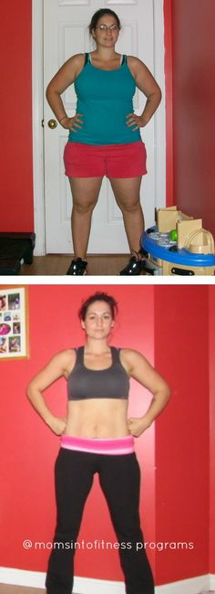 Another Success story from Moms Into Fitness! Check out Rachel's before & after pics. She lost 72 lbs using the Pretty Fierce programs. Get started today at  www.momsintofitness.com  #momsintofitness #beforeandafter #prettyfierce #workoutsformoms #totalbodyworkout