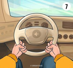 Test: The way you hold the wheel can say a lot about you - Kenya News Kenya News, No Way, Driving Test, Decir No, Hold On, Funny Memes, Sayings, Attention, Dit