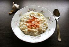 Karfiolfőzelék ahogy szépróza készíti Gravy, Macaroni And Cheese, Oatmeal, Eggs, Breakfast, Ethnic Recipes, Food, The Oatmeal, Morning Coffee