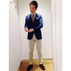 新作ネクタイコーデ | 天神地下街店 | メーカーズシャツ鎌倉 公式ショップブログ/Maker's Shirt KAMAKURA