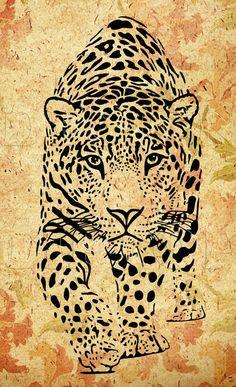 Leopard SVG dxf png print and cut files cricut silhouette tattoo design leopard shirt wild animals leopard vinyl leopard print Vorlagen Silhouette Tattoos, Silhouette Design, Illustrator, Leopard Shirt, Leopard Face, Leopard Print Tattoos, Cheetah, Arte Tribal, Chicago Artists