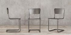 Woven, Wood & Metal Chair Collections | Restoration Hardware