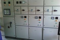 Solution Control Systems offers soft starter panels and motor starter panels at rock bottom rates. Electrical Components, Rock Bottom, Electric Motor, Control System, Locker Storage, Cabinets, Products, Armoires, Fitted Wardrobes