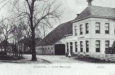 Odoorn boshof - Het ouderlijk huis van mijn moeder!