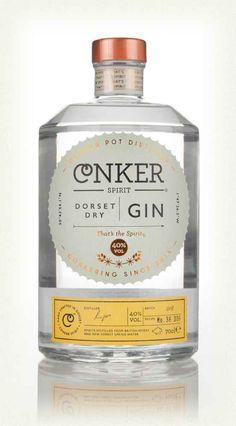Conker Spirit Dorset Dry Gin - Master of Malt Packaging Label Design Whisky, Le Gin, Gin Distillery, Gin Tasting, Gin Brands, Gin Bar, Conkers, Scotch Whiskey, Product Design