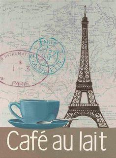 Round the World Café au Lait (Marco Fabiano)