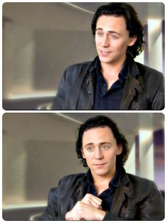 #TomHiddleston | #Loki with the world's most beautiful #Eyebrows (PS.: I want them back!)