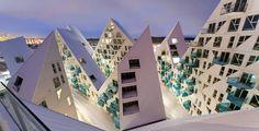 The Iceberg, building of the year 2015 winner.