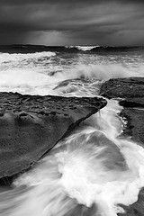 "Image: '""King Tide"" - Cronulla Afternoon', found on flickrcc.net"