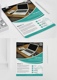 Corporate Free PSD Flyer Template Free Download Designpex - Psd brochure template free download