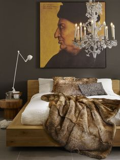 This is an absulately sophisticated luxury brought to your home! #homedecor #luxury #elegant #throw #pillow #cushion #shearling #cavallino #sheepskin #calfskin #printedleather #genuine #leather