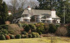 CFA Voysey's Broad Leys on Windermere is a very special place where we have had some good times! This house is beautiful inside and out.
