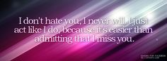 Heartbreak Quotes » Page 2 of 4 Facebook Covers