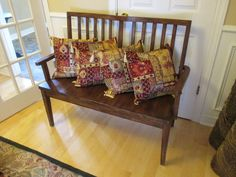 ENTRY BENCH Estate sale from incredible Cumberland home – 1580 Stackhouse Court, Cumberland ON. Sale will take place Saturday, May 2nd 2015, from 8am to 4pm. The closest major intersection is Highway 174 & Old Montreal Road. Visit www.sellmystuffcanada.com to view photos of all available items and full sale description!
