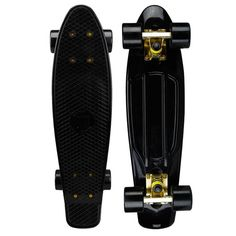 Zycle Fix Mayhem Penny Style Skateboard ($55) ❤ liked on Polyvore featuring fillers, skateboards, accessories, black and skate