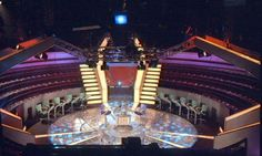 Who Wants To Be A Millionaire set