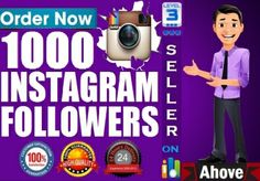 Check Out 1000+300 Best Quality Instagram Follower... for $1