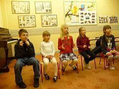 Wesołe dłonie, serbska  piosenka dla małych dzieci Kindergarten, Youtube, Activities, School, Kids, Crafts, Speech Language Therapy, Young Children, Boys