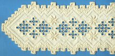 Hardanger Embroidery H88c