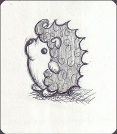 Ickleson Hedgehog sketch