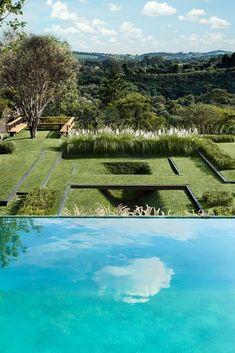 Monocromático, jardim paulista está entre os mais bonitos do mundo