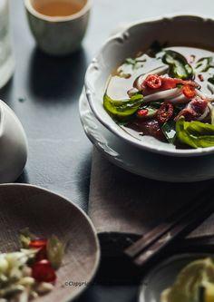 Beef Pho Soup B