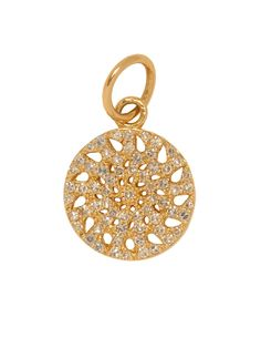 Phillips House 14k Pave Diamond Energy Logo Pendant at London Jewelers!