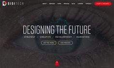 #Sponsored #Site : digiTech Web Design, LLC by digiTech Web Design, LLC http://www.designnominees.com/sites/digitech-web-design-llc