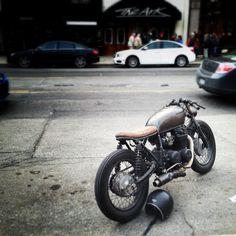 Heartbreak Cycleworks 74 Honda CB 550