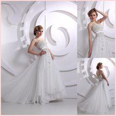 corset under wedding dress