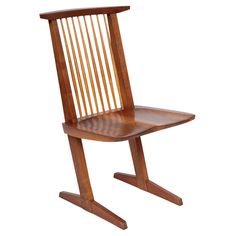 nakashima conoid chair | oddly enough i am sitting on one now at this very moment