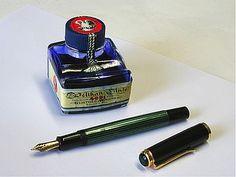 Pelikan Ink 4001 in Royal Blue