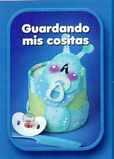 LAS MANUALIDADES DE CLAUDIA (TODO SACADO DE LA WEB): RECUERDOS DE BAUTISMO ♥ Caja Gusanito ♥